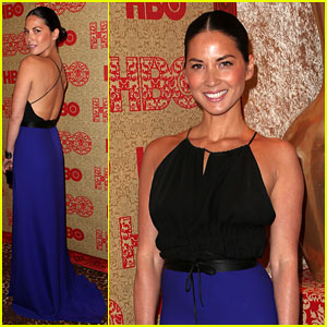 Olivia Munn - HBO Golden Globes After Party 2014