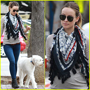 Olivia Wilde: Check Out Sister Chloe's 'Awesome' Art!