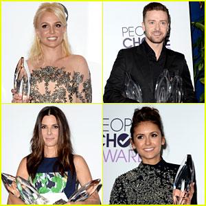 People's Choice Awards Winners List 2014