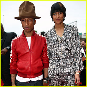 Pharrell Williams Wins Producer of the Year at Grammys 2014!