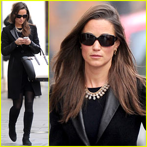 Pippa Middleton: Urban Cyclists Intimidate Me, They Can Be Rude