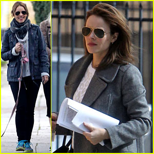 Rachel McAdams Spends Time with Her Sister After Sundance