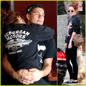 Riley Keough & Ben Smith-Petersen: New Couple Alert! (Exclusive)