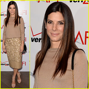 Sandra Bullock - AFI Awards Luncheon 2014