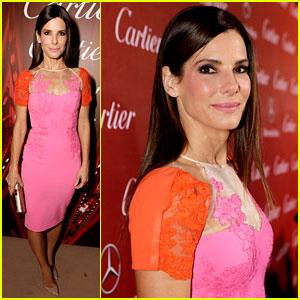Sandra Bullock - Palm Springs Film Festival Awards Gala 2014