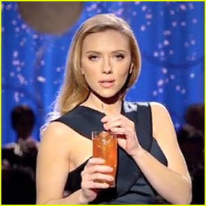 Scarlett Johansson: SodaStream Super Bowl Teaser - Watch Now!