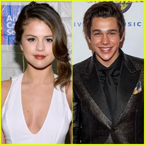 Are Selena Gomez & Austin Mahone a New Item?