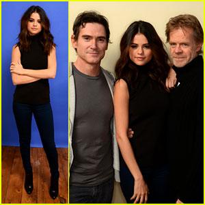 Selena Gomez & Billy Crudup: 'Rudderless' Sundance Portraits!