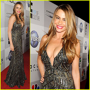 Sofia Vergara - NBC Golden Globes Party 2014