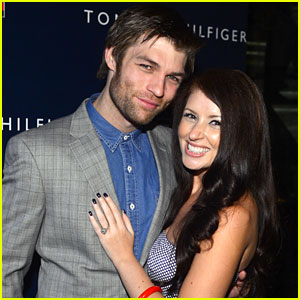 'Spartacus' Star Liam McIntyre Marries Erin Hasan