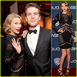 Taylor Swift - Golden Globes After Parties 2014