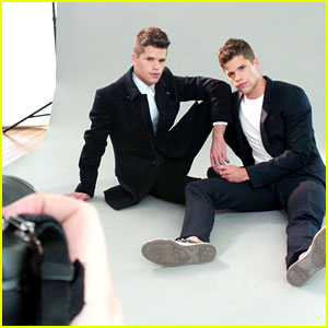 Teen Wolf's Max & Charlie Carver: JJ Spotlight of the Week (Behind the Scenes Photos!)