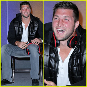 Tim Tebow: Soul Electronics CES 2014 Press Conference!