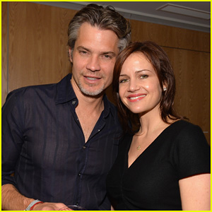 Timothy Olyphant & Carla Gugino: A Tribute to Elmore Leonard