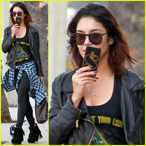 Vanessa Hudgens: Coachella is My Main Event of the Year