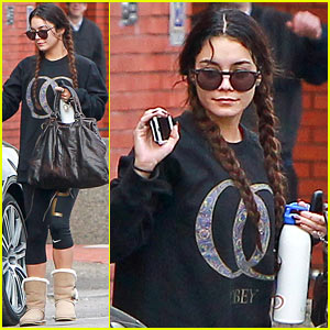 Vanessa Hudgens Credits Croissants for 'Gimme Shelter' Weight Gain
