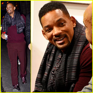 Will Smith: Jimmy Fallon's First 'Tonight Show' Guest!
