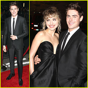 Zac Efron Amp Imogen Poots That Awkward Moment L A