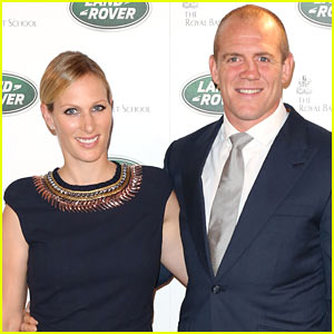 Zara Phillips & Mike Tindall Welcome Baby Daughter!
