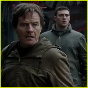 Aaron Taylor-Johnson & Bryan Cranston: 'Godzilla' Trailer Released - Watch Now!