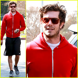 Adam Brody Confirms He is Married to Leighton Meester!