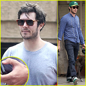 Adam Brody Steps Out With Ring After Wedding Rumors