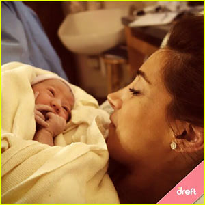 Kevin & Danielle Jonas Welcome New Baby Girl Alena Rose - See First Pic Here!