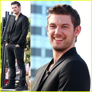 Alex Pettyfer: People Don't Have Just One Soul Mate