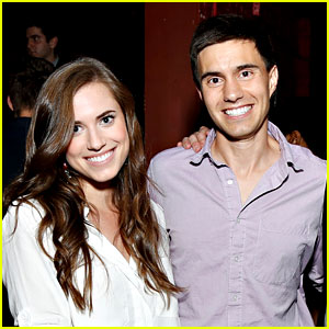 Girls' Allison Williams: Engaged to Ricky Van Veen!