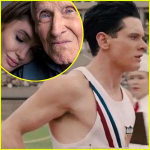 Angelina Jolie Drops Trailer for New Directorial Project 'Unbroken' - Watch Now!