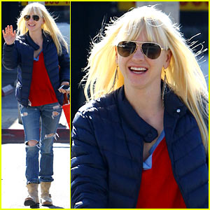 Anna Faris 'Would Still Be Happy' Living in a Trailer