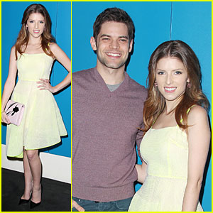 Anna Kendrick & Jeremy Jordan: 'Last 5 Years' NYC Screening!