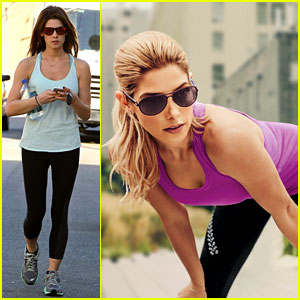 Ashley Greene: New Face of Oakley Eyewear's 2014 Campaign!