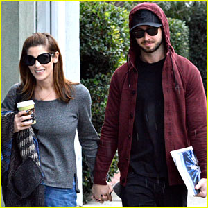 Ashley Greene & Paul Khoury Look So Happy Together!