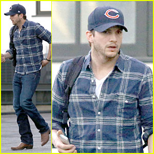 Ashton Kutcher: Are You Sold on the Waffle Taco?
