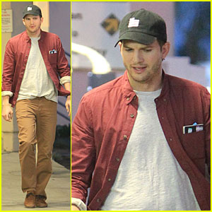 Two and a Half Men' Episode Next Week! | Ashton Kutcher : Just Jared
