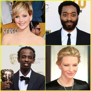 BAFTAs 2014 - Complete Winners List!