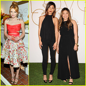 Bella Thorne & Jessica Szohr: LoveGold Cocktail Party!