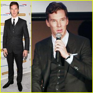 Benedict Cumberbatch: BAFTA New York In Conversation Event