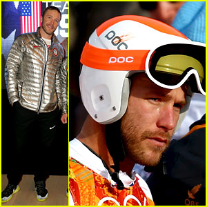 Skier Bode Miller Brought to Tears Over Dead Brother in NBC Interview with Christin Cooper (Video)