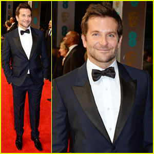 Bradley Cooper - BAFTAs 2014 Red Carpet