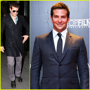 Bradley Cooper Steps Out in Berlin After Moscow Premiere!