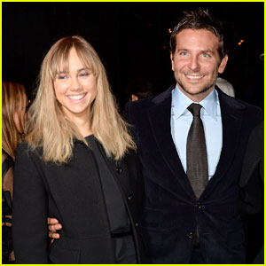 Bradley Cooper with fun, Girlfriend Suki Waterhouse