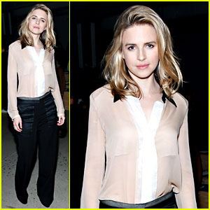 Brit Marling's New Series 'Babylon' Gets First Look in UK!