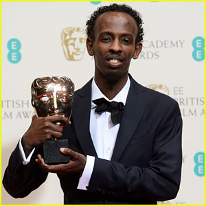 Captain Phillips' Barkhad Abdi WINS Best Supporting Actor at BAFTAs 2014!