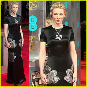 Cate Blanchett - BAFTAs 2014 Red Carpet