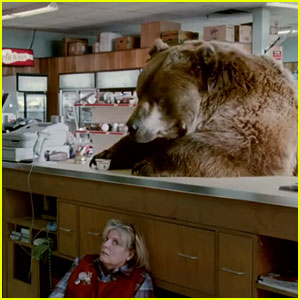 Chobani Super Bowl Commercial 2014 (Video) - Bear Attack!