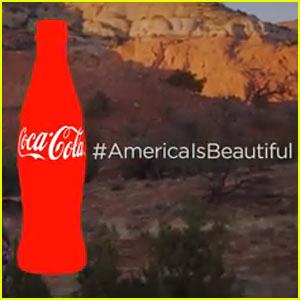 Coca-Cola's 'America the Beautiful' Super Bowl Commercial 2014 (Video)