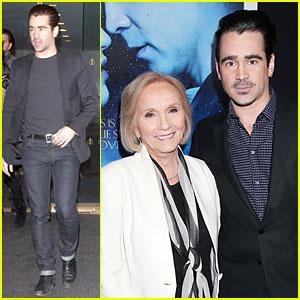 Colin Farrell & Eva Marie Saint: 'Winter's Tale' NYC Premiere!