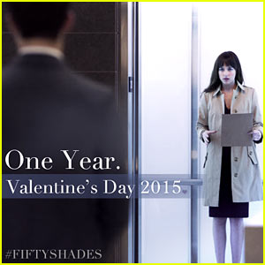 Dakota Johnson: 'Fifty Shades of Grey' First Look Photo of Anastasia Steele!
